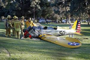 Actor Harrison Ford injured in California plane cr …