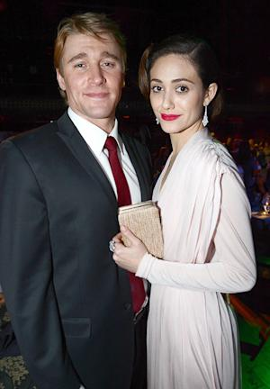 Emmy Rossum, Tyler Jacob Moore Breakup