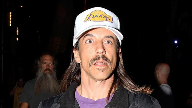 Kiedis Anthony Lakers Gm
