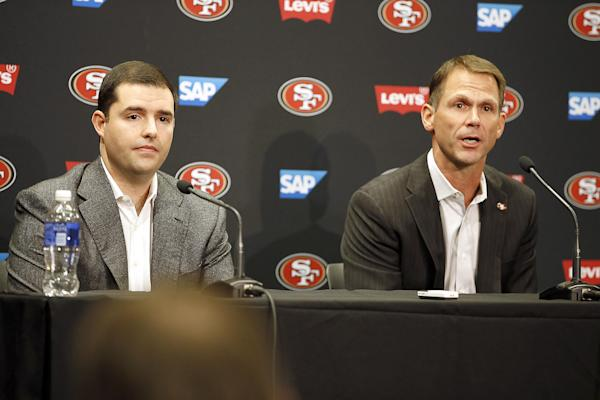 Jed York 49ers Owner
