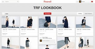 5 Reasons You Should Not Ignore Pinterest From Your Social Media Strategy image zara pinterest