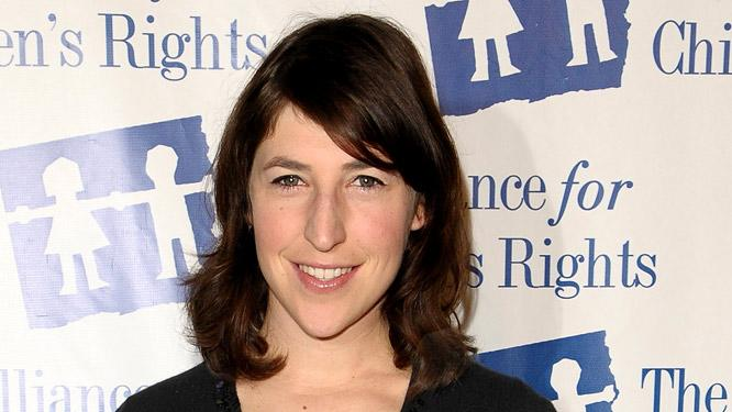 Mayim Bialik Alliance For Childrens Rights Annual Dinner Gala