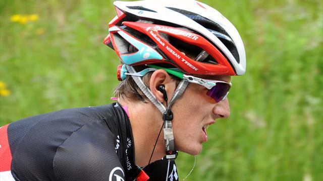 Cycling - Schleck targets Tour Down Under