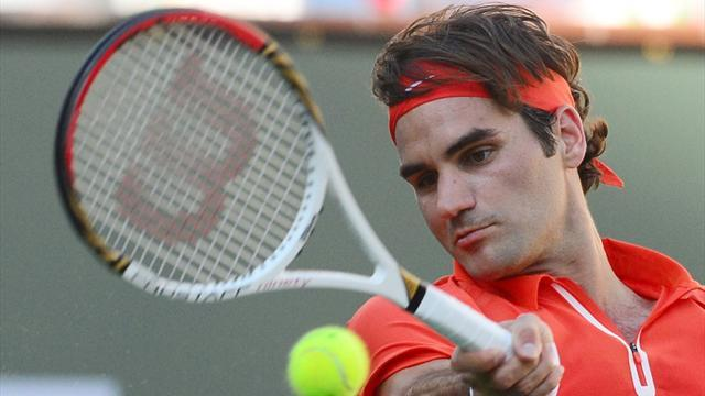 Indian Wells Masters - Federer v Wawrinka, Murray v Berlocq: LIVE