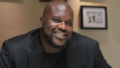 Exclusive: Shaq Channels Kevin Hart in 'Upload'