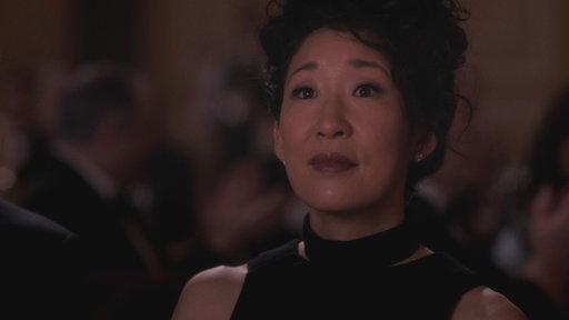 Cristina Doesn't Win the Harper Avery Award