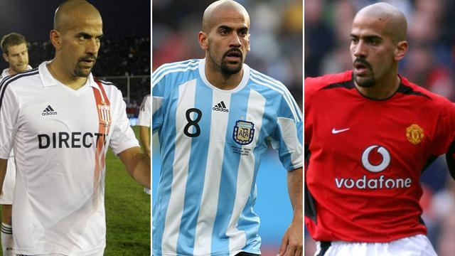 South American Football - Juan Sebastian Veron retires from football