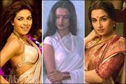 Bollywood's nine-yard seduction