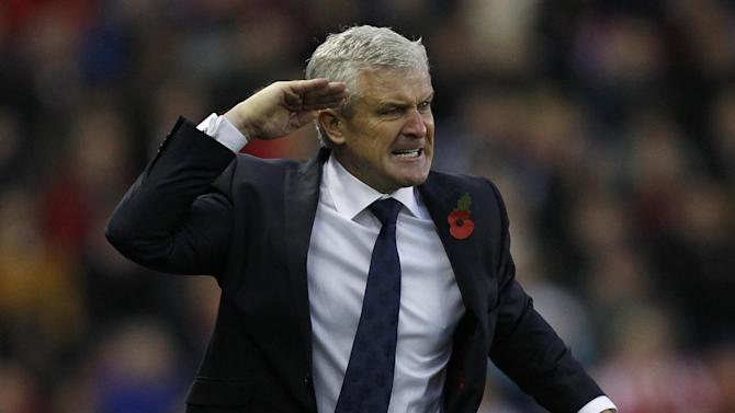 Mark Hughes failed to guide QPR to victory in any of this season's Premier League matches