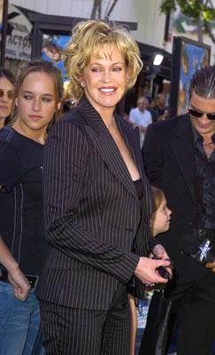 Melanie Griffith at the L.A. premiere of Dreamworks' Shrek 2