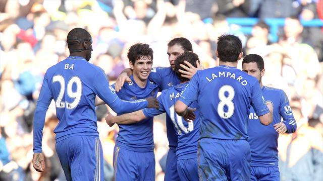 Football - Blues cruise into fifth round