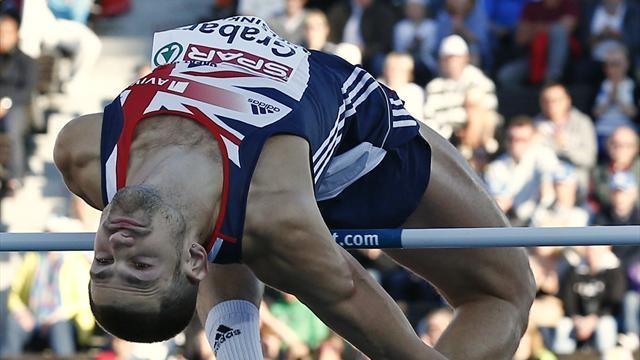Athletics - Grabarz wants to get back to his 2012 best