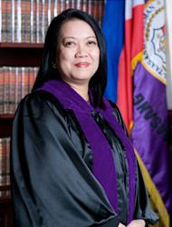 Justice Maria Lourdes P. A. Sereno has been named as the new Chief Justice.