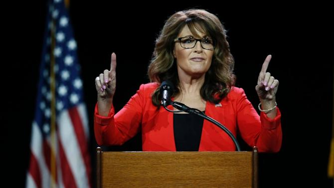 Sarah Palin Says Trump's Carrier Deal Could Be 'Crony Capitalism'