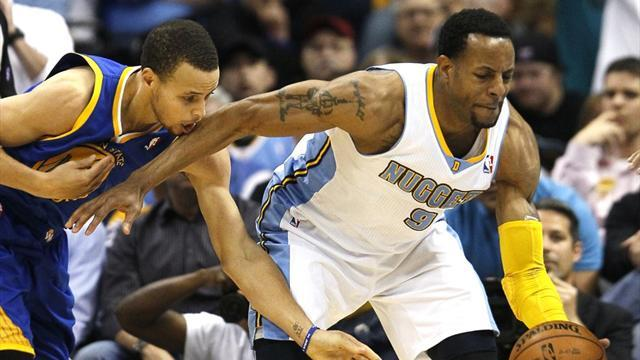 Basketball - Nuggets force game six against Warriors, Memphis win third straight game