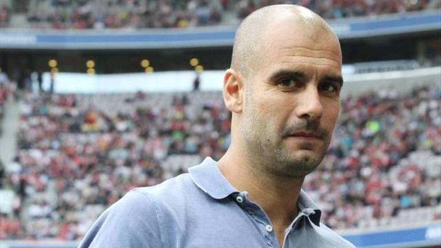 German Bundesliga  - For Guardiola, Bayern's lure beats England's millions