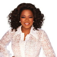 Top Celebrity Pinterest Accounts image Oprah