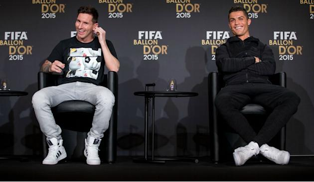 Cristiano Ronaldo Just 'Great', Lionel Messi A 'Genius,' Insists Former Real Madrid Manager