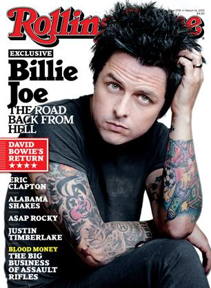 Billie Joe Armstrong Opens Up About Substance Abuse