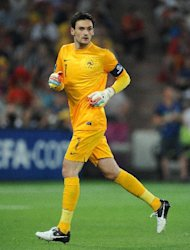 Hugo Lloris has been hailed by his former coach at Lyon