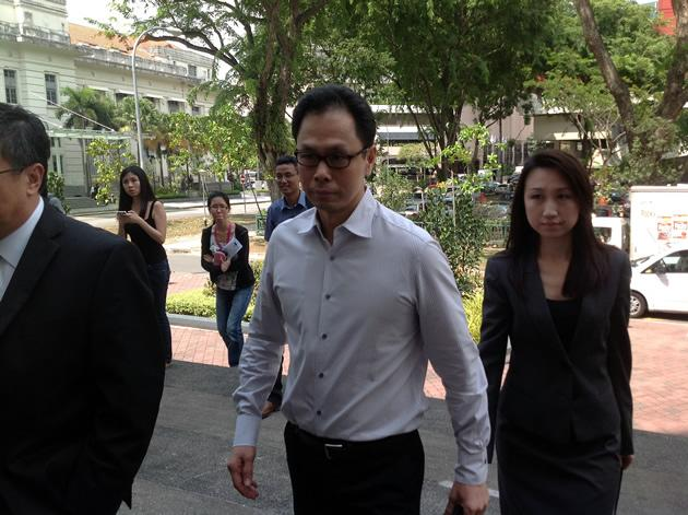 Premature to claim trial: Ng Boon Gay's lawyers