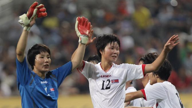 South Korea v North Korea - EAFF Women's East Asian Cup 2013