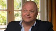 Michael Chiklis Takes On Parker -- Access Hollywood