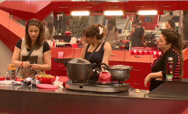 Bigg Boss 6: Where did Urvashi disappear?