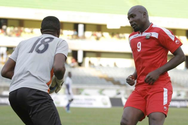 Ochomo: I will work harder for Harambee Stars