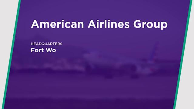 Trending Now: American Airlines Group