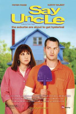 Peter Paige and Kathy Najimy star in TLA Releasing's Say Uncle