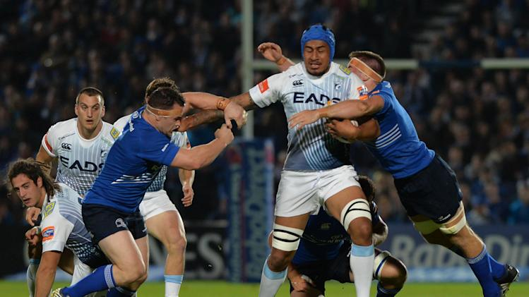 Rugby Union - RaboDirect PRO12 - Leinster v Cardiff Blues - RDS Arena