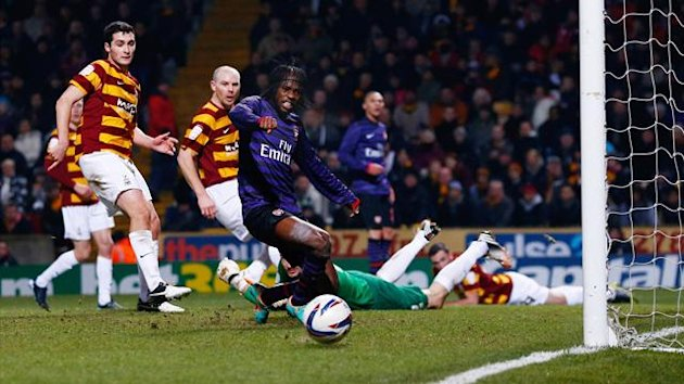 arsenal, bradford city, league cup, bacary sagna