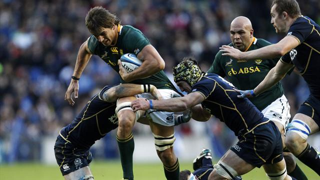 Rugby - Etzebeth cleared to face England