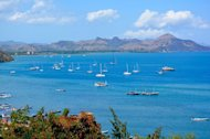 Labuan Bajo: Sail Komodo 2013 is picking up momentum as sailing teams from many parts of the world have been arriving at Labuan Bajo harbor in Flores since Monday. (