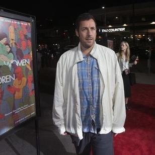 Adam Sandler heads Forbes' list of overpaid actors for second year