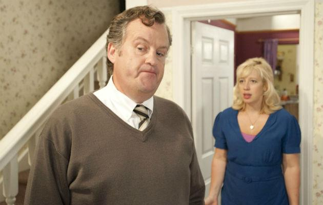 Gunn... to be axed from Corrie (Copyright: Rex)