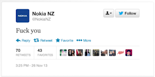 7 Twitter Mistakes You Can't Afford To Make In 2014 image nokia nz twitter