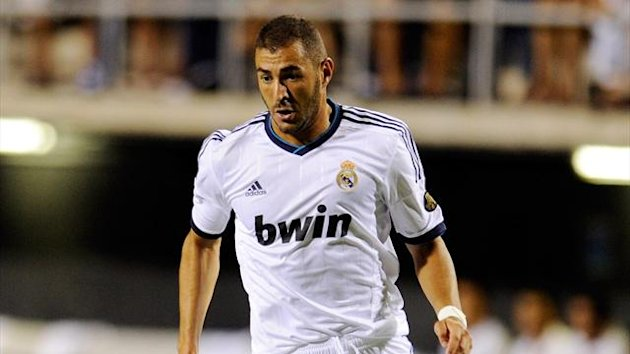 FOOTBALL - 2012/2013 - Real Madrid - Benzema