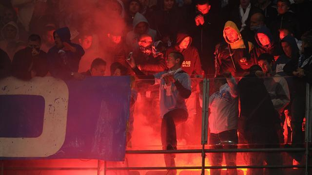 Ligue 1 - French League considers ban on fan travels after clashes