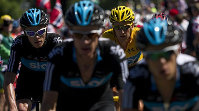 Cycling: Sky team members issued with ultimatum
