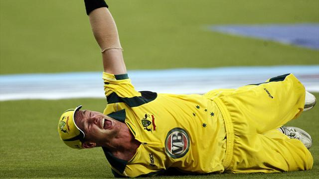 Cricket - Australia star suspended for smashing up three dressing rooms