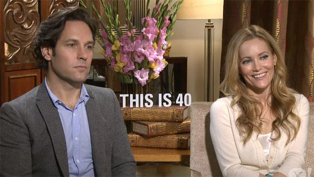 'This Is 40' Insider Access