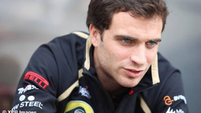 Lotus confirms d'Ambrosio for Monza