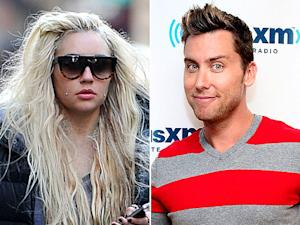 "Amanda Bynes Lashes Out at Lance Bass: ""You're Making Me Crazy!"""