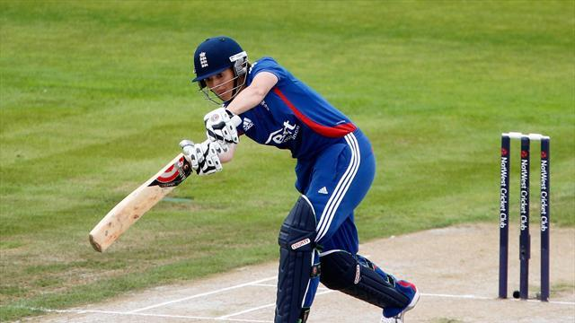 Cricket - England hopes hang in the balance