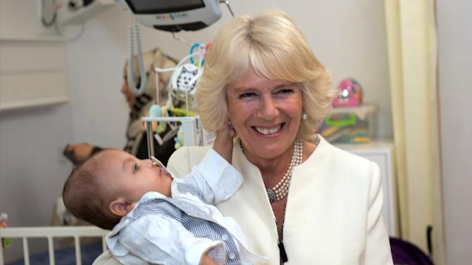 Prince Of Wales And Duchess Of Cornwall Officially Open Chelsea Children's Hospital