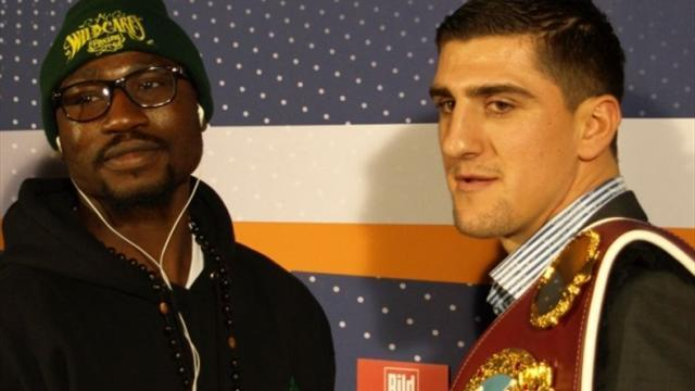 Boxing - Huck v Afolabi III to happen 'before summer break'