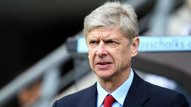 Premier League - Wenger: I was never leaving Arsenal