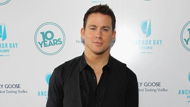 Channing Tatum: I'd Have Sex with George Clooney